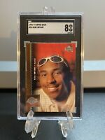 1996-97 Upper Deck #58 Kobe Bryant RC Rookie HOF Lakers PSA SGC 8 NM-MT 🔥🔥👀