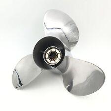 Stainless Steel Outboard Propeller 11-1/2X14 for Honda 35-60HP 58130-ZV5-870ZA