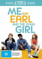 Me And Earl And The Dying Girl (Dvd) Comedy, Drama  Thomas Mann, RJ Cyler Movie