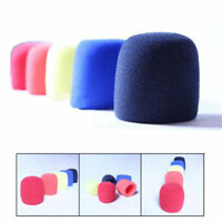 3pcs Sponge Foam Covers Windscreen Windshield for Handheld Microphone Random