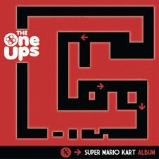 Super Mario Kart Video Game Album The OneUps CD Soundtrack Mario Luigi Bowser