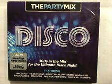 Various Artists - Party Mix DISCO: Baccara/Jacksons/Boney M... NEW Sealed CD 39
