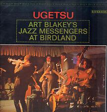ART BLAKEY & TJE JAZZ MESSENGERS - UGETSU (1983 US JAZZ VINYL LP REISSUE)