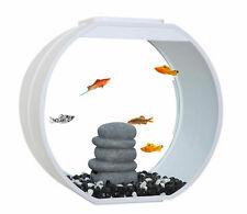 Fish R Fun, Deco Fish Tank 10L White