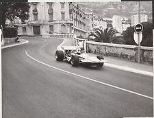 CHRIS AMON MARCH 701 MONACO GP 1970 F1 ORIGINAL PERIOD PHOTOGRAPH PHOTO FOTO