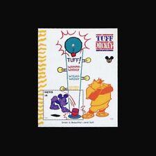 Nevis, Sc #838, MNH, 1994, S/S, Disney, Mickey Ringing Carnival Bell, 231