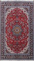 6x9 Floral Traditional Turkish Oriental Area Rug Wool & Acrylic Heat-set Carpet