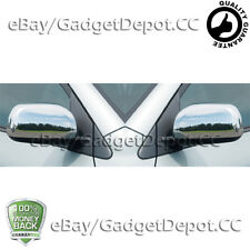 For 2012 2013 2014 2015 Toyota Tacoma Chrome Mirror Cover