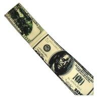 Money One Hundred Dollar Bills Tie NWT $100 100