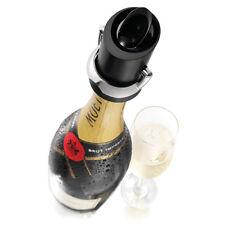 VacuVin Champagne Saver / Pourer / Stopper (Black)