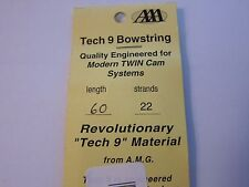 """NEW Allied Archery AMG Tech 9 Bowstring Twin Cam 60"""" 22 Strand AAA More Listed"""