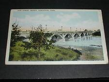 25th Street Bridge Saskatoon Saskatchewan Postcard