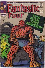 Fantastic Four #51 f/vf