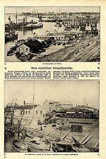 Bilddokumente vom rumänischen Kriegsschauplatz ( Braila - Galatz )  c.1916