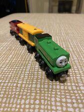 DUCK~BOX CAR~CABOOSE~Thomas The Train And Friends Wooden Railway Train #5