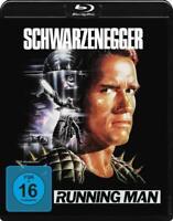 RUNNING MAN (BLU-RAY) - SCHWARZENEGGER,ARNOLD   BLU-RAY NEUF