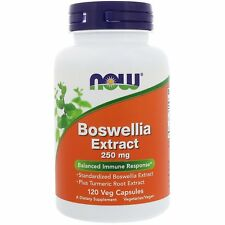 Boswellia Extract -120 -250mg Vcaps by Now Foods - Healthy Inflammatory Response