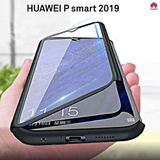 COVER per Huawei P Smart 2019 CUSTODIA Fronte Retro 360° Protezione TOTALE Case