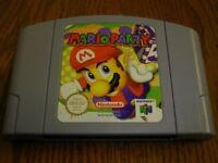 Mario Party für Nintendo 64 N64