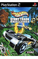 Hot Wheels: Stunt Track Challenge Ps2 Playstation 2  Game Disc  Kids Game 23s