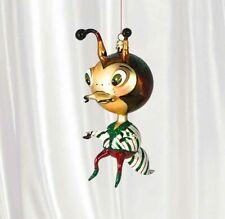 Termighty blown glass Christmas ornament Way Out Bug Slavic Treasures Poland