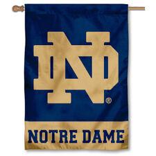 Notre Dame Irish House Flag