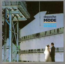 Depeche Mode Some Great Reward Japan Import w/ Artwork MUSIC AUDIO CD 1984 Album