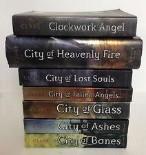 MORTAL INSTRUMENTS 1-6 Clockwork Angel Lot 7 Cassandra Clare Books Fantasy