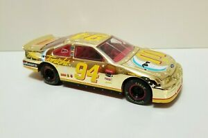 1998 Racing Champion #94 Bill Eliot Gold  Mac Tonight McDonalds Ford Diecast