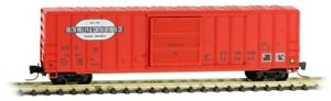 Micro-Trains Line 51000300 Delta Valley And Southern 50' Rib Side Boxcar Z Scale