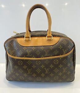 Vintage Louis Vuitton Trouville Monogram Bag