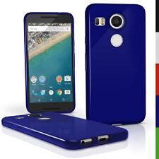 Custodie preformate/Copertine blu per Nexus 5