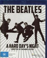 A Hard Day's Night (Blu-ray, 2014)  John Lennon, Paul McCartney, George Harrison