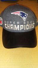 Superbowl LI 51 Champions New England Patriots New Era Official Locker Room Hat