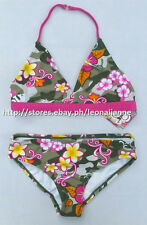 55% OFF!  AUTH OCEAN PACIFIC GIRLS 2pc SWIMSUIT SET LARGE 10/12 yrs BNWT US$14