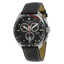 Certina DS Royal Chronograph Black Dial Mens Watch C0104171605101