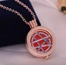 Unbranded Rhinestone Locket Fashion Necklaces & Pendants