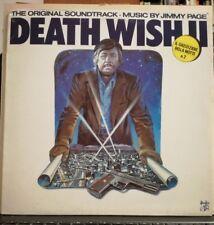 DEATH WISH II-GIUSTIZIERE DELLA NOTTE II-JIMMY PAGE-colonna sonora - 1982
