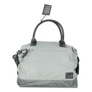 Nixon Regent Messenger Hand Bag Grey One Size New