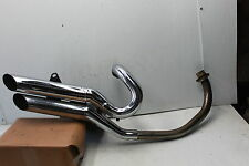 1987 YAMAHA VIRAGO XV535 (#240) EXHAUST PIPE HEADER