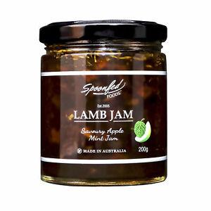 Spoonfed Foods Lamb Jam 200g