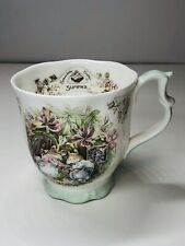 "Royal Doulton Brambly Hedge ""Summer Beaker"" Coffee Tea Cup"