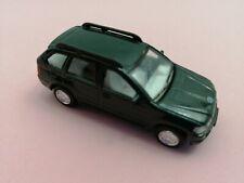 KINSMART BMW X5 DARK GREEN 1,72 SCALE VERY GOOD CONDITION DIECAST CAR