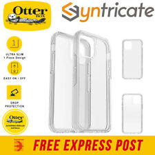 """iPhone 12/12 Pro (6.1"""") OTTERBOX Symmetry Slim Case - Clear"""