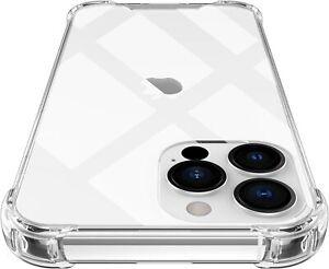 iPhone 13 Pro Hülle AVANA Schutzhülle Klar Durchsichtig Bumper Case Transparent