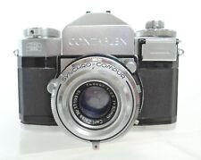 Zeiss Ikon Contaflex IV (M40935) - Tessar 2.8/50mm