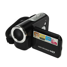 Portable 1.5Inch TFT 16MP 8X Digital Zoom Video Camcorder SD/SDHC Card Camera DV