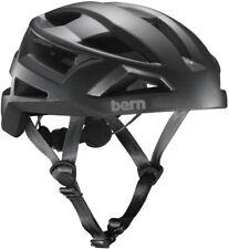 Bern FL-1 Pavé Sport / Urban Commute Helm Fahrradhelm BOA mattschwarz / Black