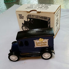 Ertl 1920 American Classic International Lender's Bagels Truck Bank NEW IN BOX