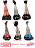 """Fully Fashioned Stockings Contrast Seamed  """"The Burlesque"""" Various colours M/L"""